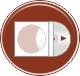 plic CD/DVD